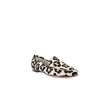 Kate Spade ? Carima Leopard Print Calf Hair Loafers