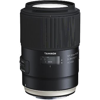 TAMRON SP 90mm F2.8 VC USD (F017E) Canon (White Packing)