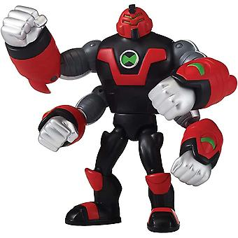 Ben 10 action figure - four arms omni kix for ages 4+
