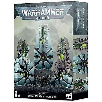 Spiele-Workshop - Warhammer 40.000 - Necrons: Konvergenz des Dominion