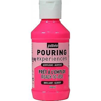 Pebeo Pouring Experiências Tinta Acrílica 118ml