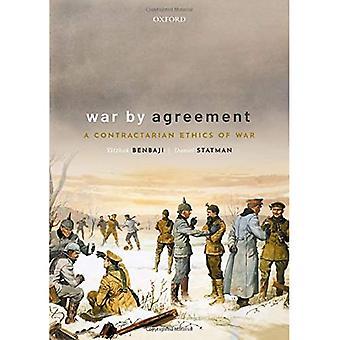 Oorlog door overeenkomst: Een contractarian Ethiek van Oorlog