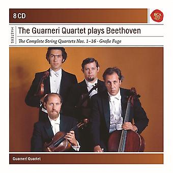 Guarneri Quartet & Beethoven [CD] VS import