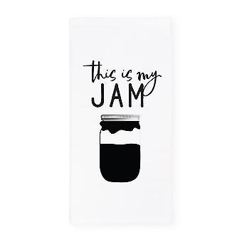 This Is My Jam Kitchen Tea Towel