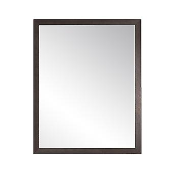 Texture Expresso Farmhouse Wall Mirror 29.5'' X 24.5''
