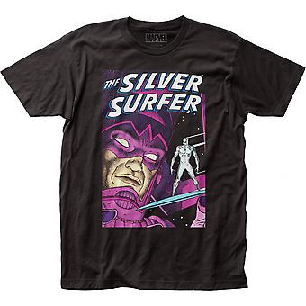 Silver Surfer And Galactus: Parable T-Shirt