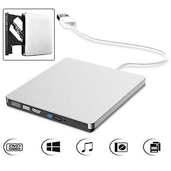 Usb 3.0 External Dvd/cd Writer For Laptop And Pc
