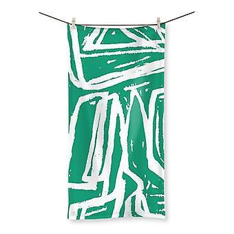 Pattern 36 beach towel