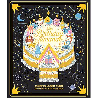 The Birthday Almanac by Saunders & Claire