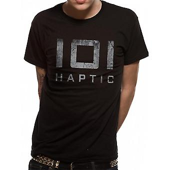 Ready Player One Unisex Adults IOI Haptic Design T-shirt