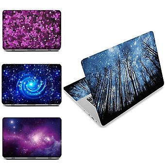 Autocollant starry sky laptop skin cover