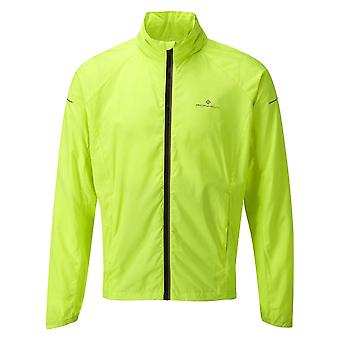 Ronhill Junior/niños Pursuit Running Chaqueta Fluo Amarillo