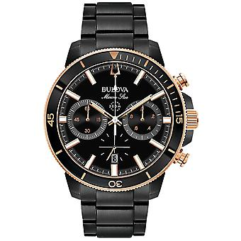 Mens Watch Bulova 98B302, Kvarts, 45mm, 20ATM