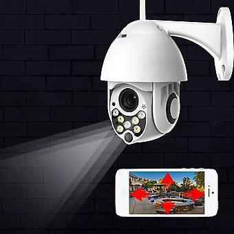1080P 2MP Wireless Waterproof WIFI IP Security Camera Intercom Night Vision CCTV ONVIF Protocol AP H