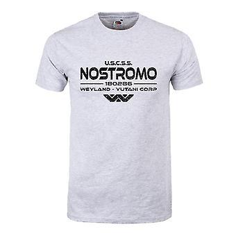 Grindstore Miesten Nostromo T-paita