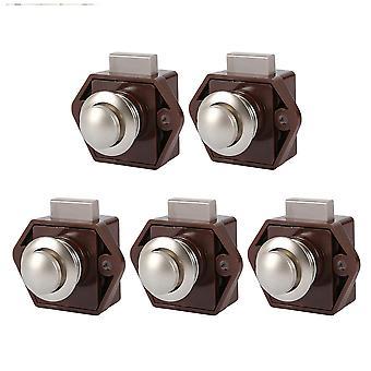 Autocamper tryklås, home cabinet skuffe lås låse til møbler,