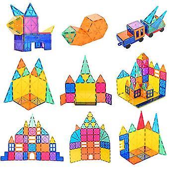 3d Magnetic Blocks For Kids, Educational Toys