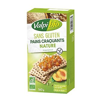 Nature crunchy breads 160 g