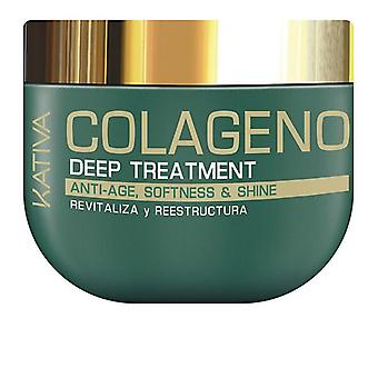 Hair Mask Kativa With collagen (500 ml)
