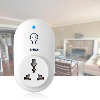 Télécommande sans fil, prise intelligente et prise de prise d'interrupteur adaptateur pour la sécurité