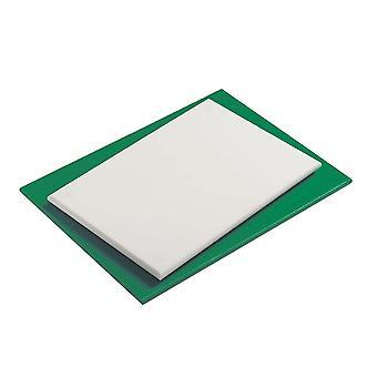 Tablero antiadherente blanco 146 x 114mm