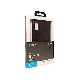 Speck Presidio Grip Case pour Samsung Galaxy A50 - Noir/ Noir
