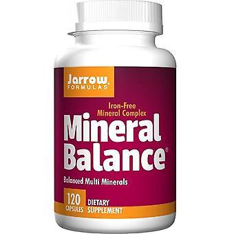 Jarrow Formulas Mineral Balance Iron Free Caps 120