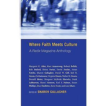 Where Faith Meets Culture by Sharon Gallagher - 9781498212373 Book