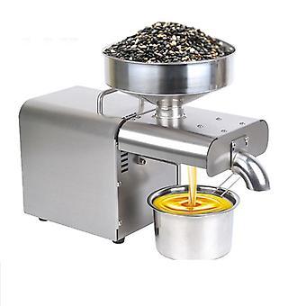 Ölpresse Automatischer Haushalt, Leinsamen-Extraktor Erdnuss, Kaltmaschine