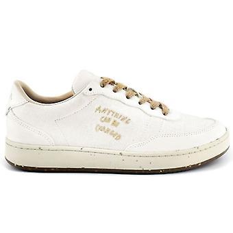 Chaussure femme Acbc Evergreen Chanvre en chanvre blanc