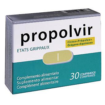 Bioserum Propolvir 30 Comprimés