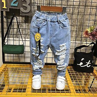 أطفال بيبي جينز، السراويل، ملابس الأطفال (sete-2)