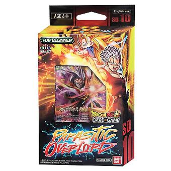 Dragon Ball Super CG: Parasitic Overlord Starter Deck SD010
