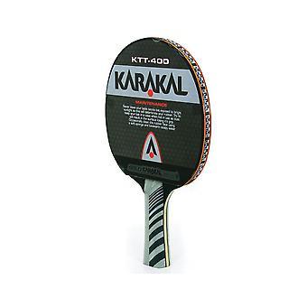 كاراكال KTT-400 4 نجوم بطولة قياسية 2mm هجوم الإسفنج مضرب تنس الطاولة