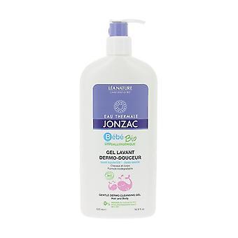 ORGANIC skin-gentle cleansing gel 250 ml of gel
