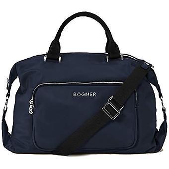 Bogner BOGNERKlosters Sofie Handbag LhzDonnaBorsa a manoBlu (Darkblue) 15x28x39.5 centimeters (W x H x L)