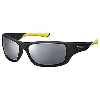 Polaroid PLD 7013/S Ex Glasses, Black Yellow, 63 Men's