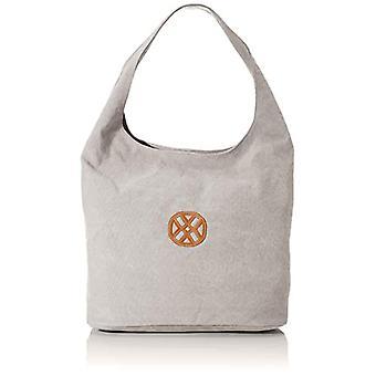 Unisa Zecolino_ecl - Women's Beach Bag, Grey (Shadow), 35x60x19 cm (B x H T)