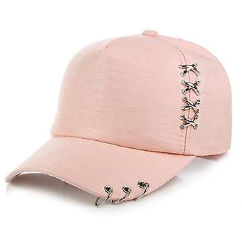 Fashion Lovely Embroidery Hat, Cat Ears Snapback Cap