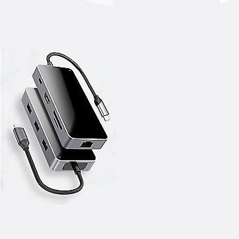 Usb Type C Hub -sovitin Macbook-kannettavalle