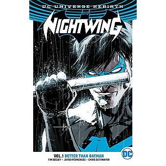 Nightwing vol. 1 (wedergeboorte) 9781401268039