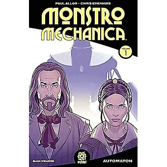 MONSTRO MECHANICA VOL. 1 TPB by Paul Allor (Paperback, 2018)