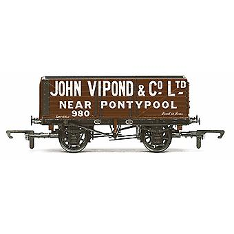 הורנבי 7 פלאנק עגלה ג'ון Vipond 920 עידן 3 מודל רכבת