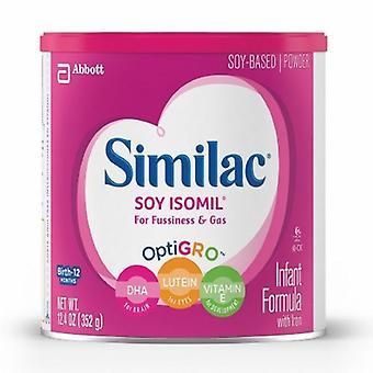 Abbott Nutrition Infant Formula, Case of 6 X 12.4 Oz