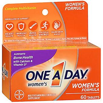 One-A-Day One A Day Women's Formula Multivitamin - Multimineral Tablets, 60 Tabs