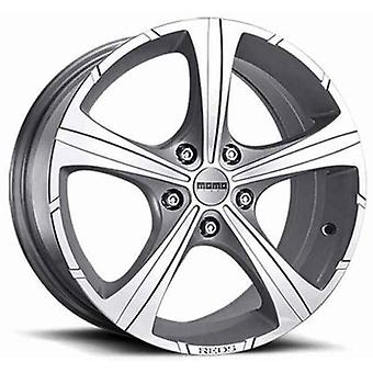 "Car Wheel Rim Momo REDS BLACK KNIGHT 16"" 7,0 x 16"" ET40 PCD 4x108 CB72,3"