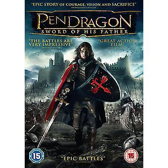 Pendragon - Espada de Seu Pai DVD (2016) Chad Burns cert 15 Qualidade garantida Região 2
