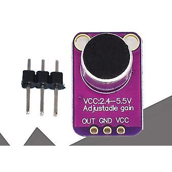 Electret Microphone Amplifier
