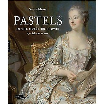 Pastels in the Muse du Louvre by Xavier Salmon