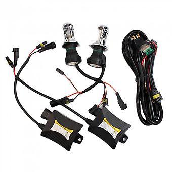 H4-h/l 9007-h/l H13-h/l Auto Motorfiets Koplamp Xenon Lamp Lampen Set Kit 55w
